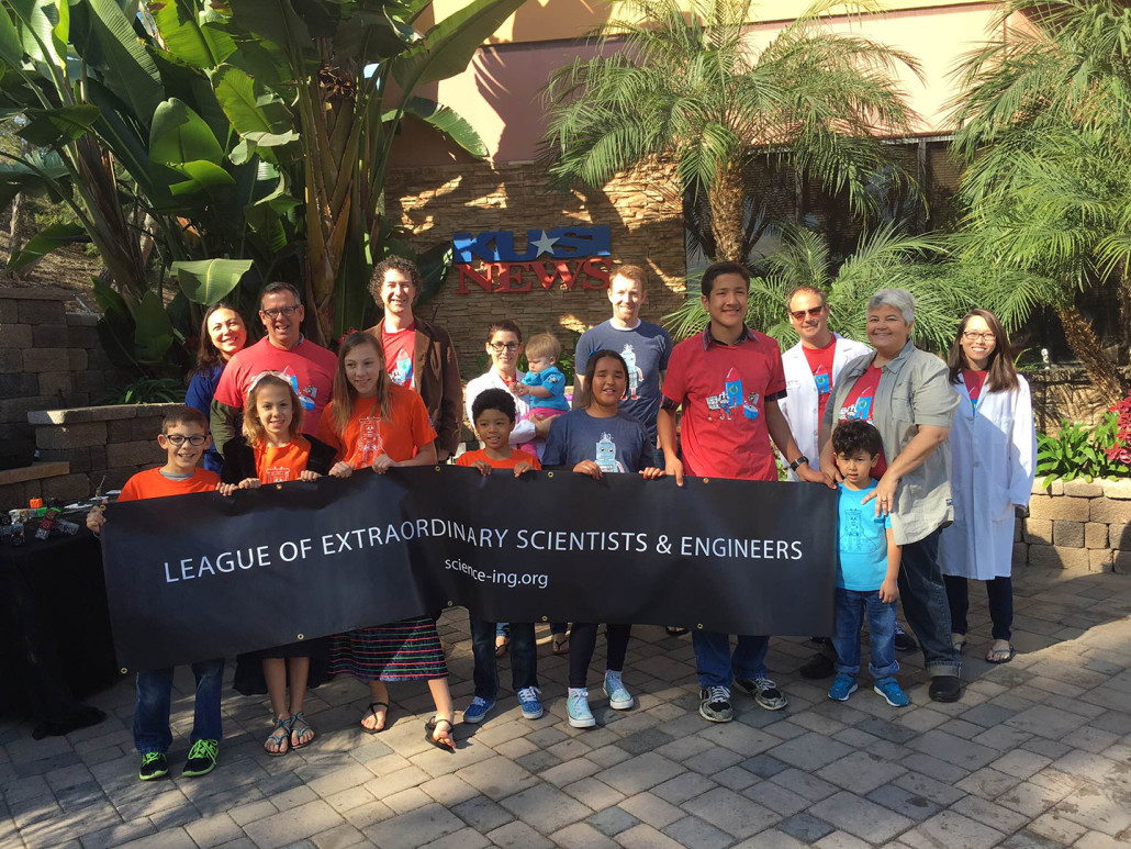 League of Extraordinary Scientists and Engineers
